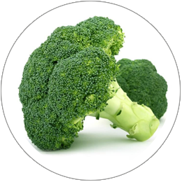 Sulforaphane from broccoli